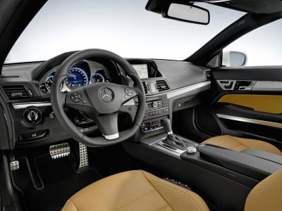 Brand  Mercedes Benz on Full Daimler Press Release For The New Mercedes Benz E Class Coupe