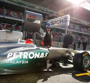 AMGmarket.com: Mercedes GP Petronas Appoints New Technical Director