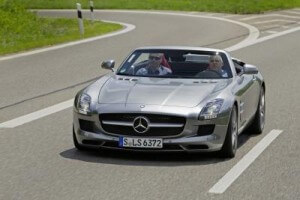 2011 Mercedes-Benz Sets June 2011 Sales Records