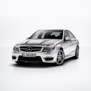 Mercedes-Benz 2012 C63 AMG Coupe Video