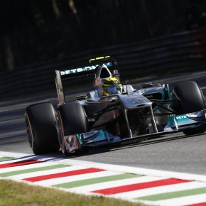 Schumacher Finished Italian Grand Prix in Fifth Place