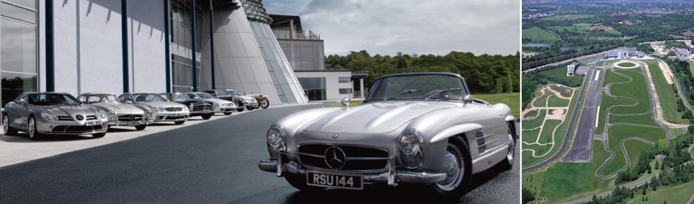 Mercedes-Benz World Brooklands