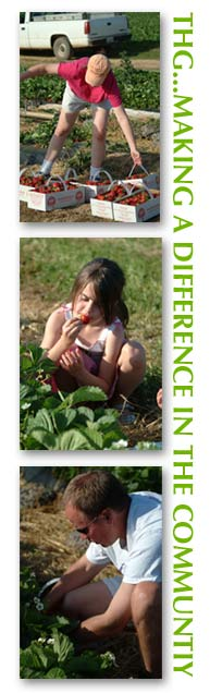The Happy Gardener - Making a Difference